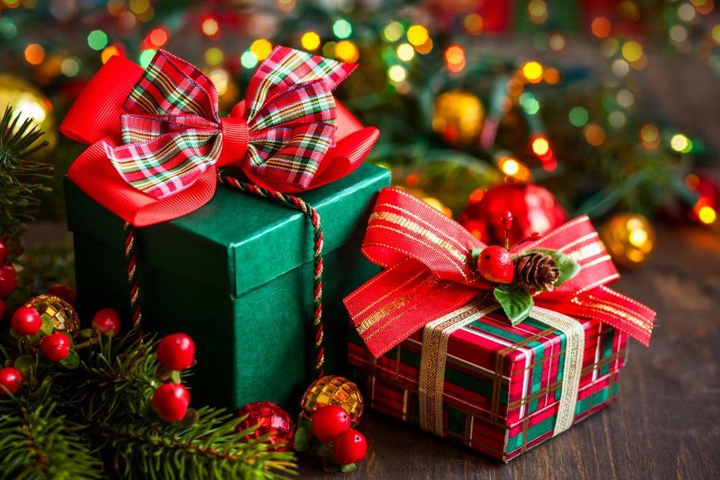 Tax-free Christmas gits
