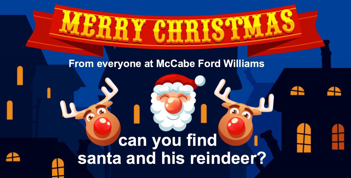 MFW Christmas Game