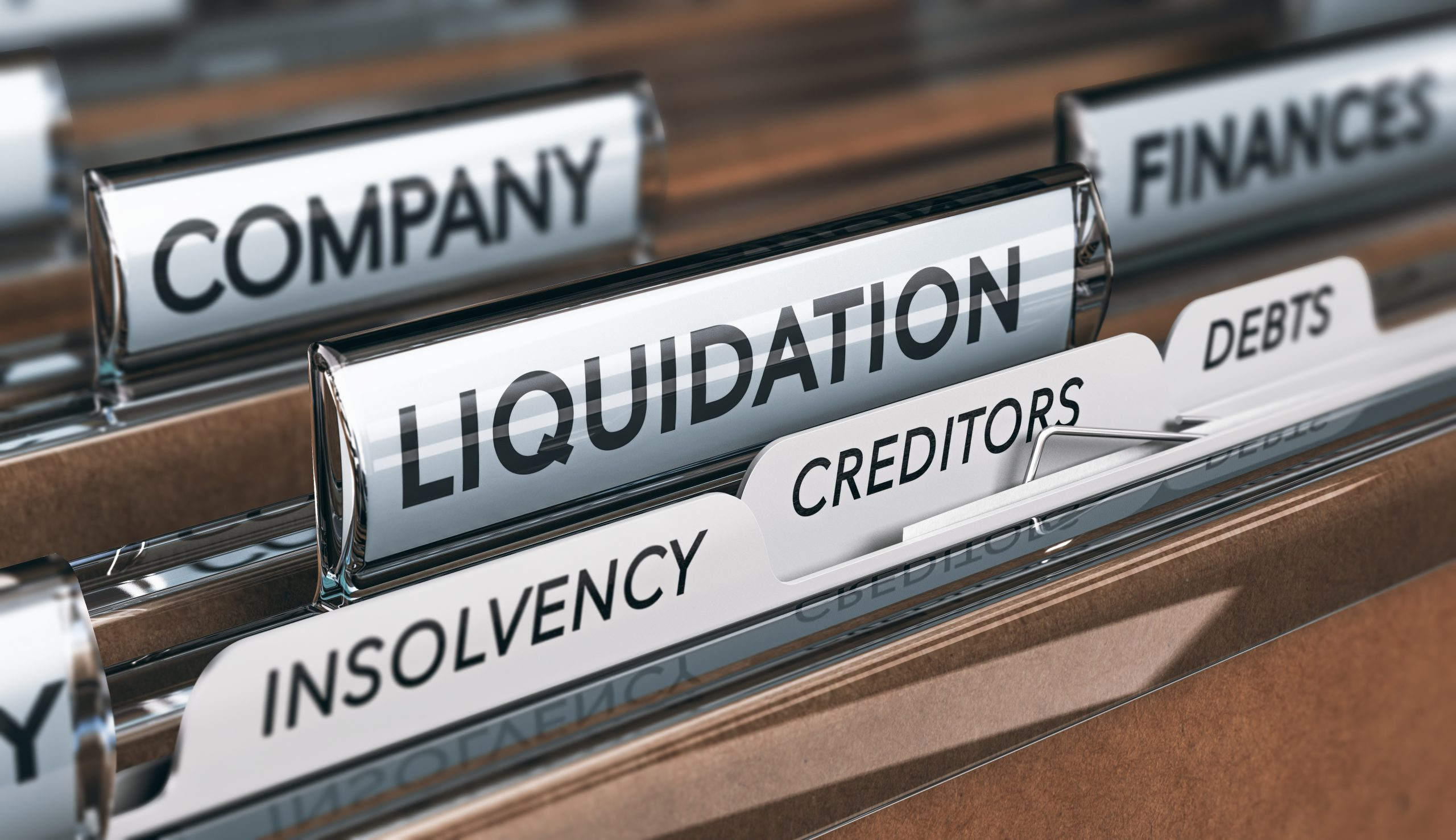 Types of Insolvent Liquidations